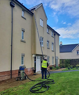 Gutter clearance and cleaning Somerset and Devon
