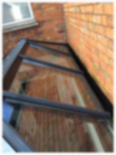 Glass Roof cleaning Somerset