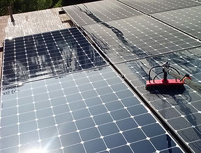 Solar Panel Cleaning Taunton