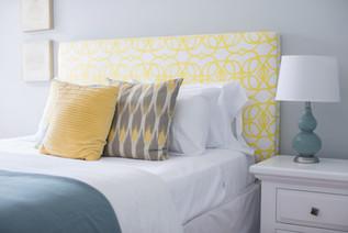 Красочная кровать