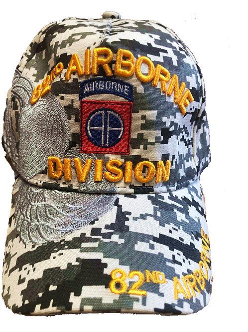 82nd AirBorne Div Camo  SKU 677