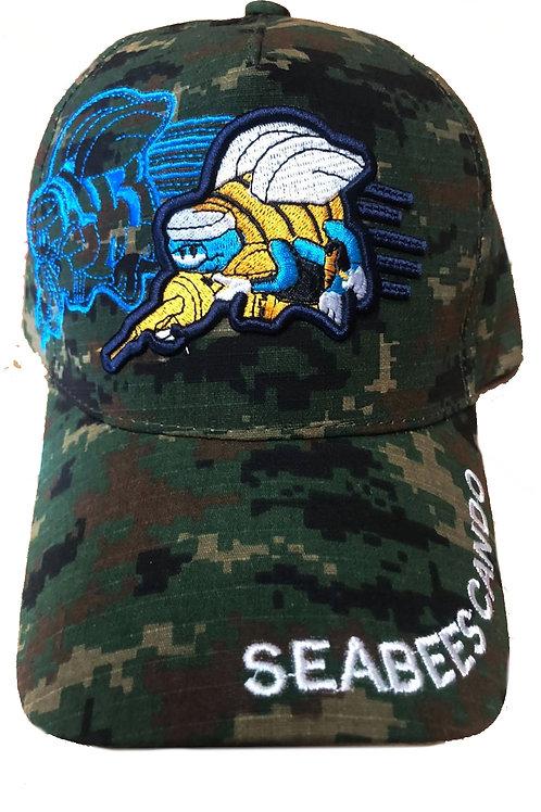 US Navy Seabees Camo SKU 970