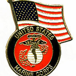 United States Marine Corps US flag