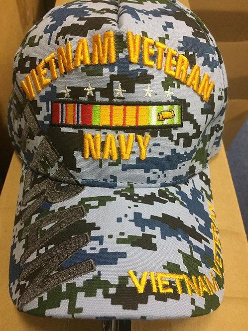 Navy Vietnam Vet SKU 313