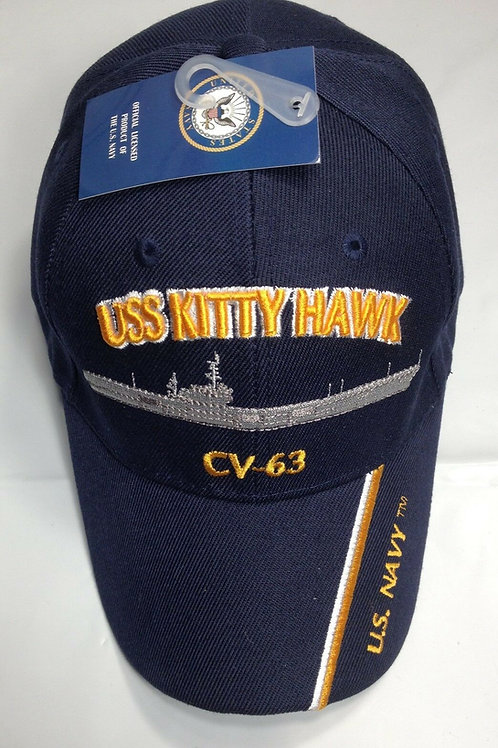 USS KITTY  SKU 933