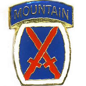10th Infantry Division SKU 1046