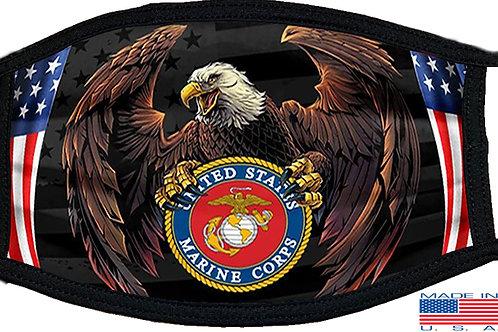 US Marine Corps Black Mask 2063
