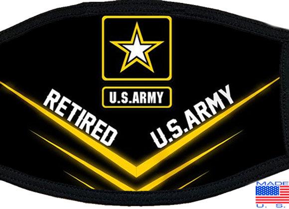 US Army Retired Mask $4.50 Each (Dozen)