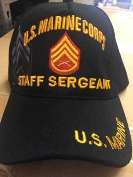 Marine Staff Sgt SKU 263