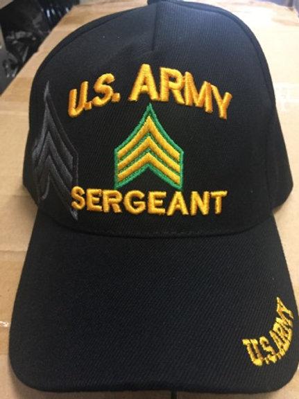 Army Sergeant SKU 265