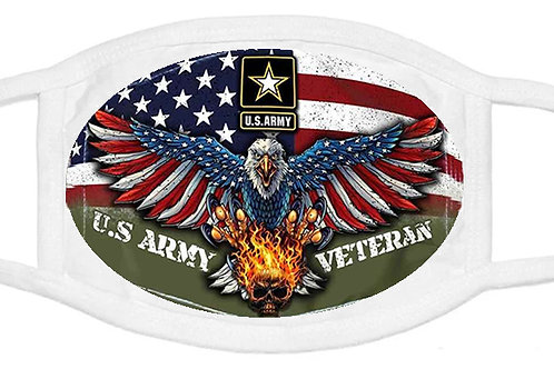 ARMY Veteran Eagle Mask SKU 1536