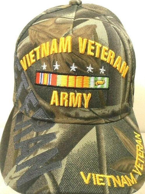 Army Vietnam Vet Camo  SKU 821