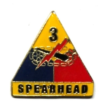 3rd Armored Div, Spearhead SKU 1051