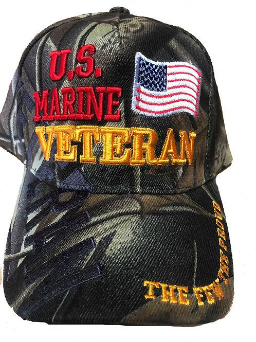 Marine Veteran Camo SKU 916
