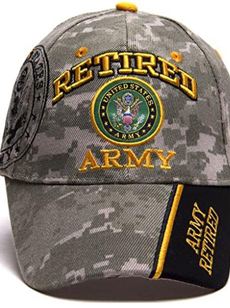 US Army Retired SKU 999