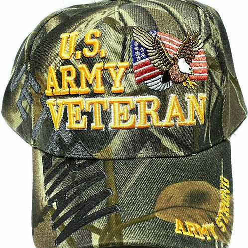 Army Veteran Camo SKU 883