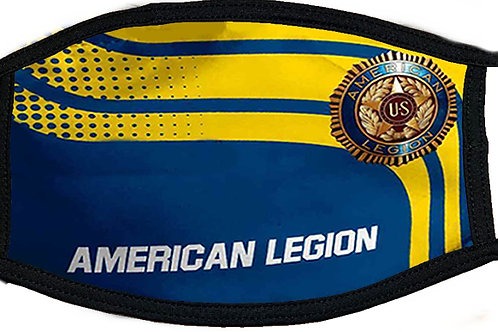 American Legion Black Mask 2130