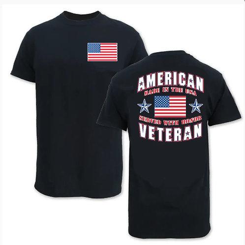 Front & Back American Veterans SKU 561