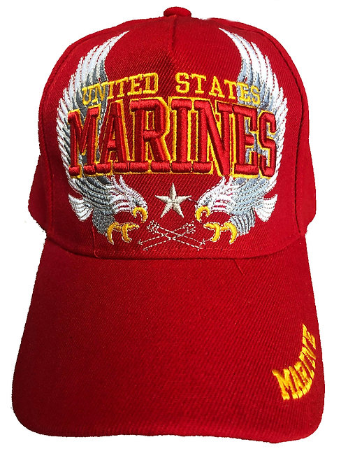 US Marines Red SKU 981