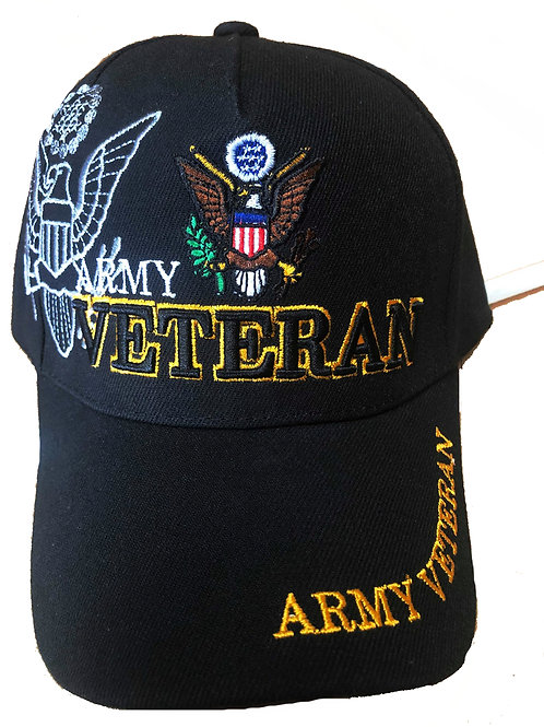 Army Veteran  SKU 914