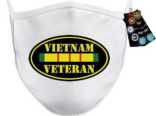 Vietnam Veteran Mask SKU 1526