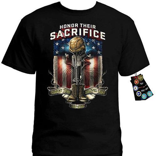 Honor Their Sacrifice  SKU 3018
