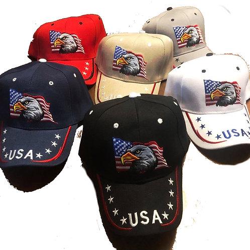 USA Flag & Eagle SKU 789 Only $2.75 Each