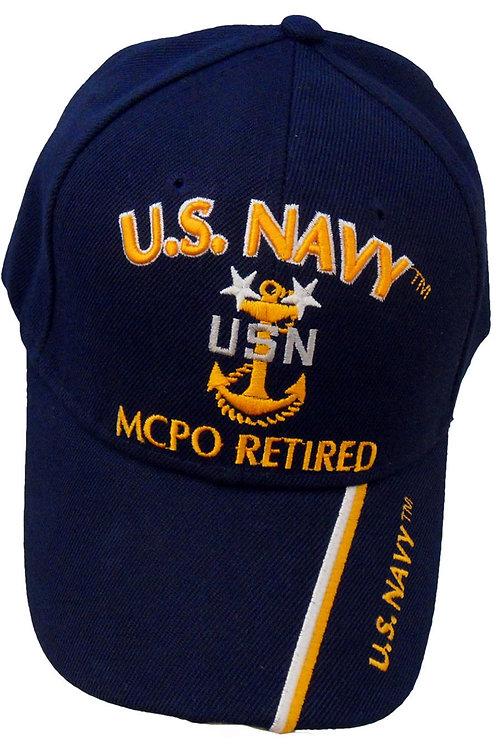 US Navy MCPO Retired SKU 659