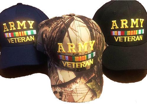 12 US Army Veteran SKU 777 Only $2.75 Each
