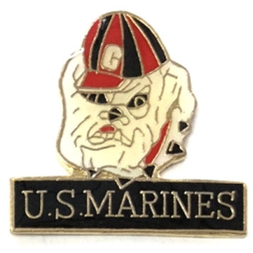 U.S. Marines/bulldog SKU 1112