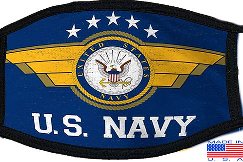 US Navy Black Mask 2076