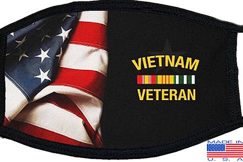 Vietnam Veteran Black Mask 2080
