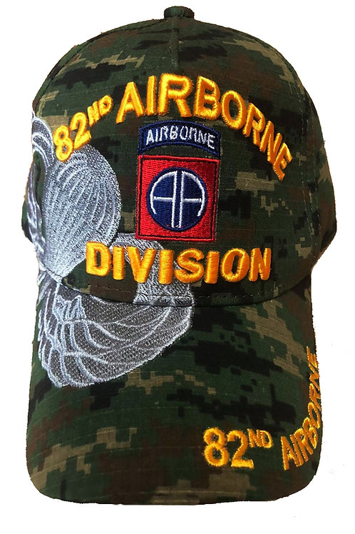 82nd AirBorne Camo SKU 972