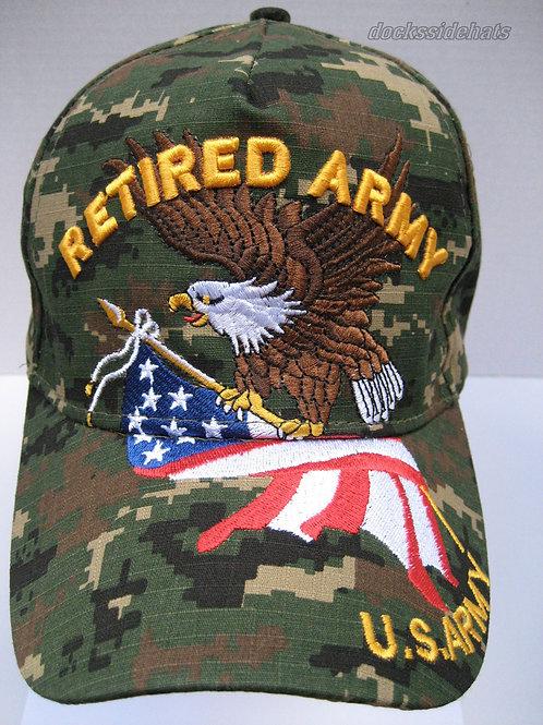 Army Ret SKU 075