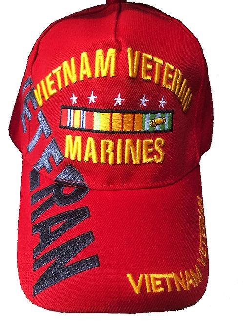 Marine Vietnam Vet Red SKU 924