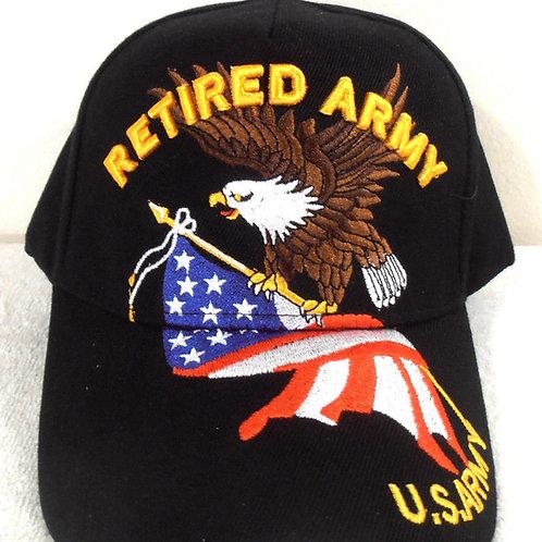 Army Retired SKU 162