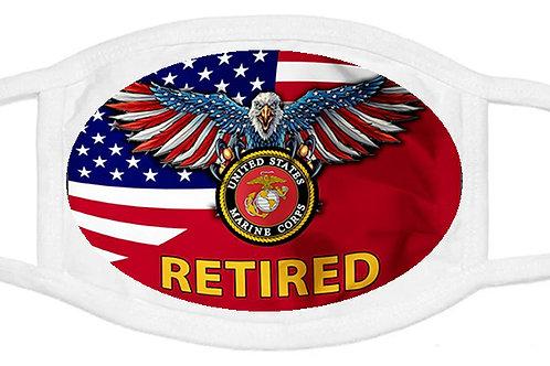 USMC Retired  Mask SKU 1534