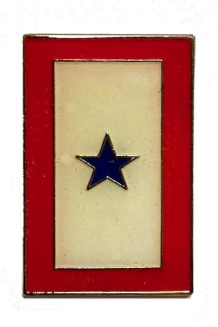 Blue star service flag SKU 1032