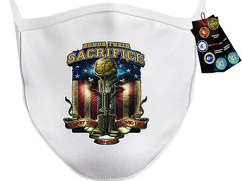Honor Their Sacrifice Mask SKU 1521