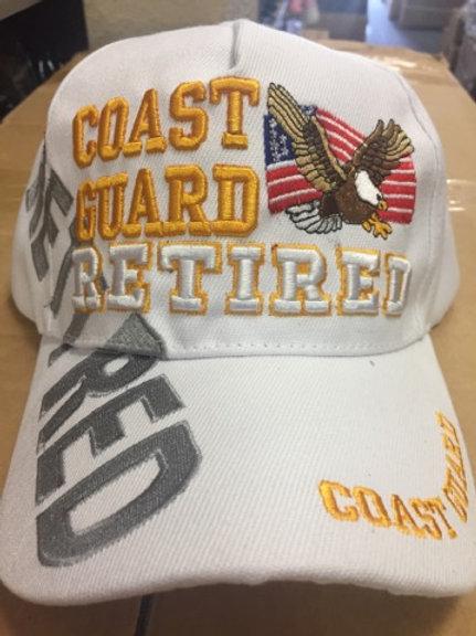Coast Guard Ret SKU 267
