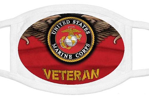 Marine Veteran Mask SKU 1537