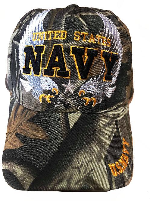Navy Camo  SKU 908