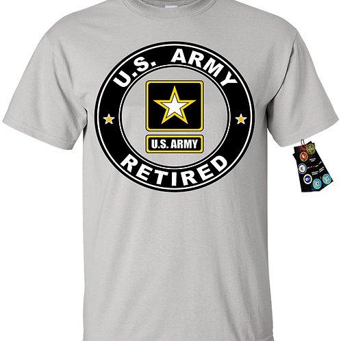 US Army Retired SKU 1611