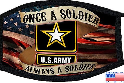 US Army ⓒ Veteran Black Mask 2072
