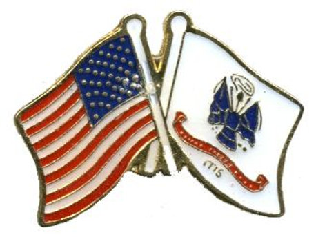 US flag/ Army flag SKU 1036