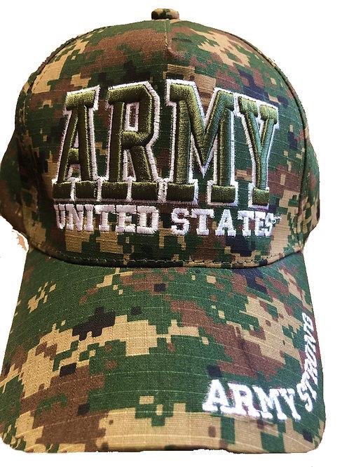 Army Camo  SKU 678