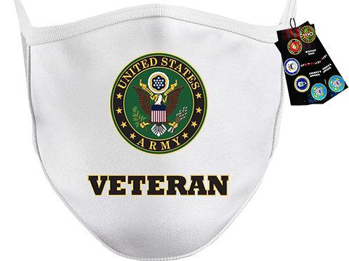 US Army Veteran Mask SKU 1524