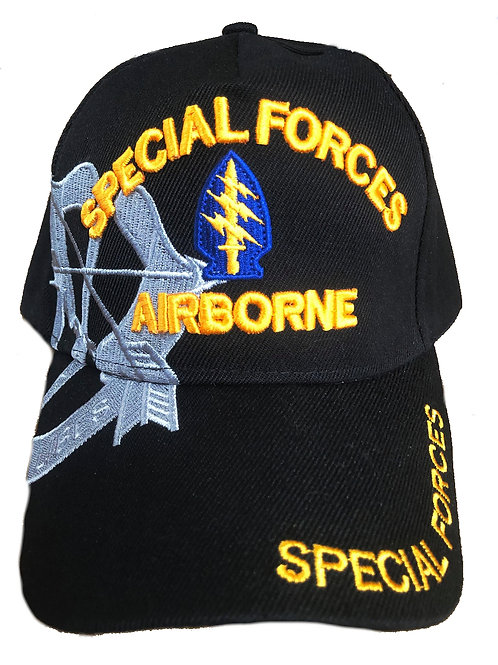 Special Forces Airborne SKU 987