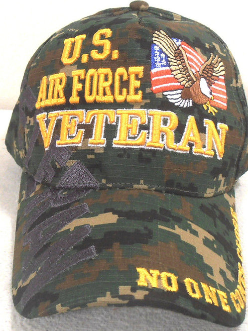 Air Force Vet SKU 028
