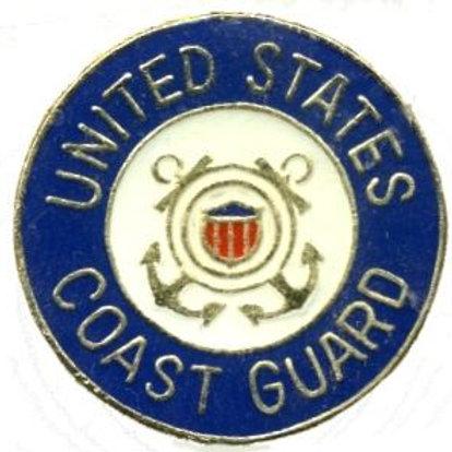 Coast Guard Seal SKU 1035